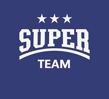 Super Team (White) Unisex T-Shirt