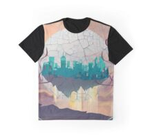 Bubble City Graphic T-Shirt