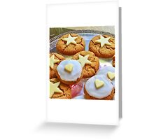 Biscuits! Greeting Card