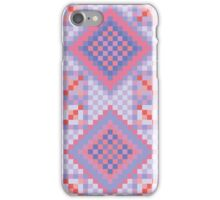 dancing cubes iPhone Case/Skin