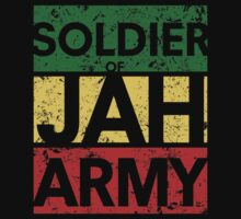 Soldier of JAH Army One Piece - Short Sleeve
