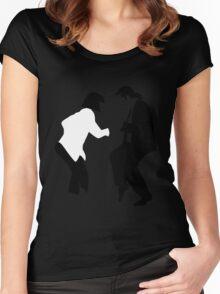Uma & John Women's Fitted Scoop T-Shirt
