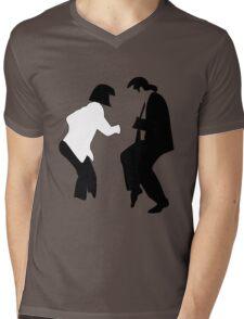 Uma & John Mens V-Neck T-Shirt