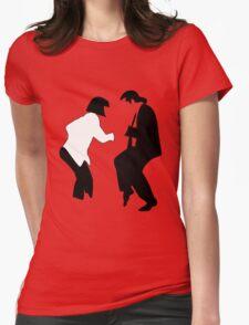 Uma & John Womens Fitted T-Shirt