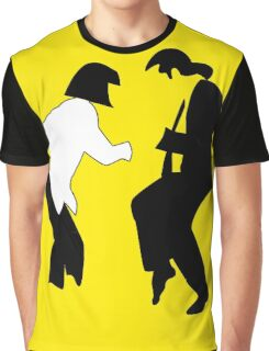 Uma & John Graphic T-Shirt