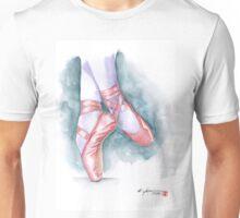 Sneaker Ballet Unisex T-Shirt