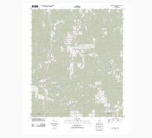 USGS TOPO Map Alabama AL Rockford SW 20110927 TM Baby Tee