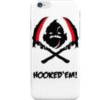 Hooked Em Pudge iPhone Case/Skin