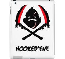 Hooked Em Pudge iPad Case/Skin