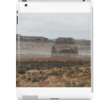 USA, colorada, uttah , lake, desert iPad Case/Skin