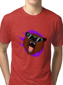 Hotline Miami 2 Wrong number Mark Tri-blend T-Shirt