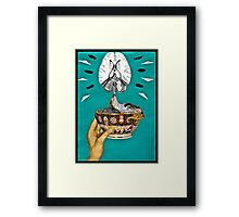 Gifts that are unrepayable Framed Print