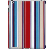 Tribal, Abstract BOLD Stripes, Color Pattern iPad Case/Skin