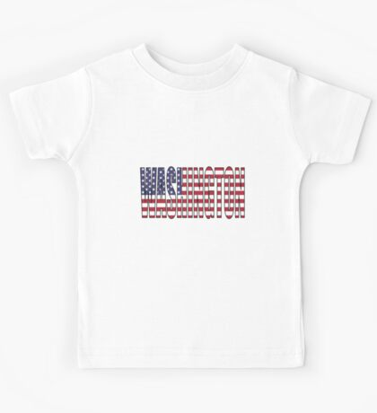 Washington Kids Tee