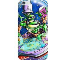 Yedi Fresh ( JELLYFISH LAZER FACE ) iPhone Case/Skin