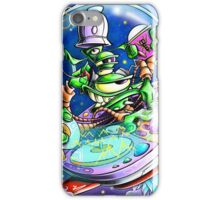 Yedi Fresh ( JELLYFISH LAZER FACE ) iPhone Case/Skin