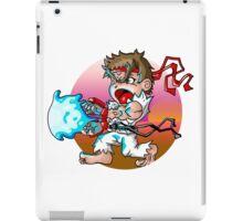 Ryu Super Deformed iPad Case/Skin