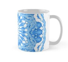 Watercolor circle pattern.  Mug
