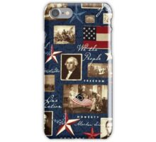 Patriotic, Symbolic, Iconic iPhone Case/Skin