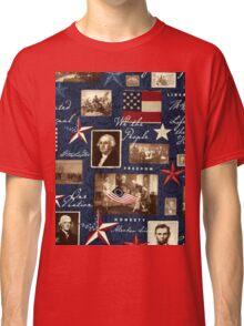Patriotic, Symbolic, Iconic Classic T-Shirt