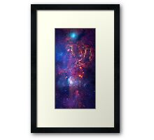 Lost In Space No2 Framed Print