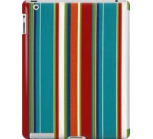 Tribal, Geometrical All Color Stripes iPad Case/Skin