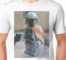 Lego Star Wars Boba Fett Unisex T-Shirt