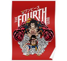 The Fourth Gear Poster