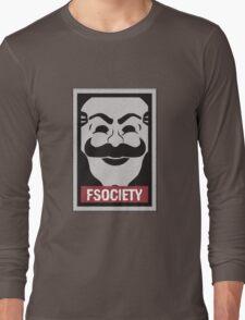 fsociety.at Long Sleeve T-Shirt