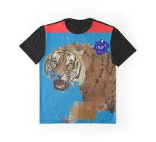 DEAD YOUTH Ⓡ / youth is never coming back ~ TIGER Ver. Graphic T-Shirt