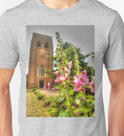 Sunday Service in HDR Unisex T-Shirt
