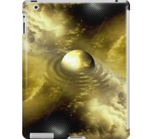 yellow energy iPad Case/Skin