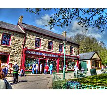 The Old Gwalia Store HDR Photographic Print