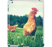 The Secret Life of Chickens iPad Case/Skin