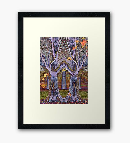 TH182 Framed Print