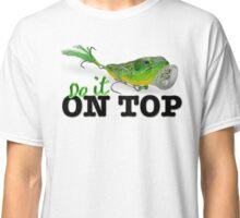 top water fishing Classic T-Shirt