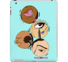 I love my Makeup iPad Case/Skin