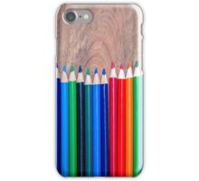 Colorful life 5 iPhone Case/Skin