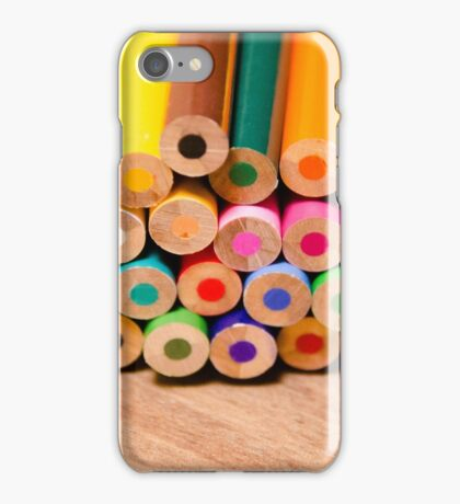 Colorful life 6 iPhone Case/Skin