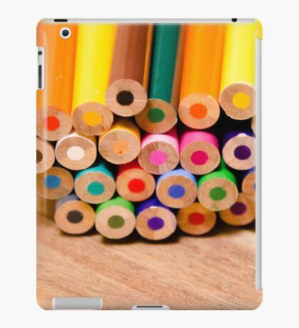 Colorful life 6 iPad Case/Skin