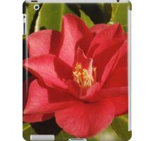 Camelia iPad Case/Skin