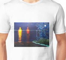 To cease...or the dispersion of energy Unisex T-Shirt