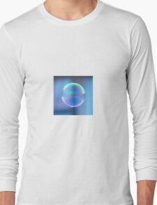 Bubble Long Sleeve T-Shirt