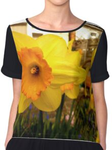 Spring Is Here! Chiffon Top