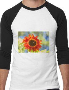 Sunflower 5 Men's Baseball ¾ T-Shirt