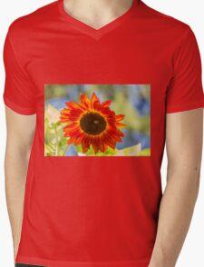Sunflower 5 Mens V-Neck T-Shirt