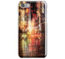 The City Rhythm II iPhone Case/Skin