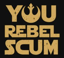 Rebel Scum One Piece - Long Sleeve