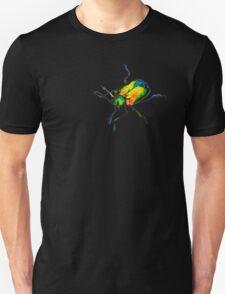 Dogbane leaf beetle Unisex T-Shirt
