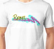 90s Teal Rebel  Unisex T-Shirt